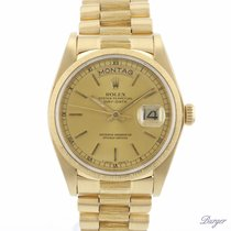 Rolex Day-Date 36 18078 1981 pre-owned