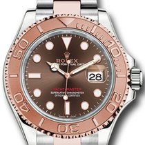 Rolex Yacht-Master Rolex 126621 Yacht-Master Rose Gold Chocolate Dial model 2020 new