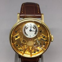 Breguet Tradition 7037BA/11/9V6 New Yellow gold 39mm Automatic