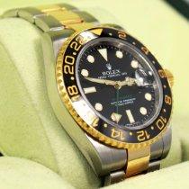 Rolex GMT-Master II Gold/Steel 40mm Black United States of America, Florida, Boca Raton
