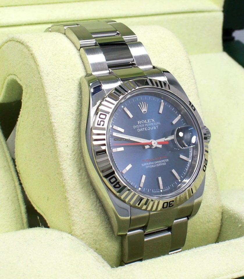 Rolex Datejust Turn-O-Graph 116264 подержанные