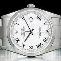 Rolex Datejust 16200 Very good Steel 36mm Automatic