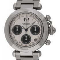 Cartier Pasha C Steel 36mm Silver United States of America, Texas, Austin