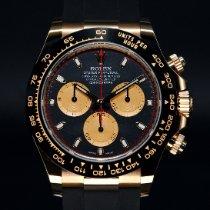 Rolex Daytona Or jaune 40mm Sans chiffres