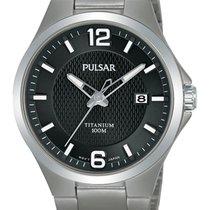 Pulsar Titanio 41mm Cuarzo PS9613X1 nuevo