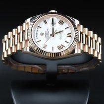 Rolex Oro rosa Automático 40mm nuevo Day-Date 40