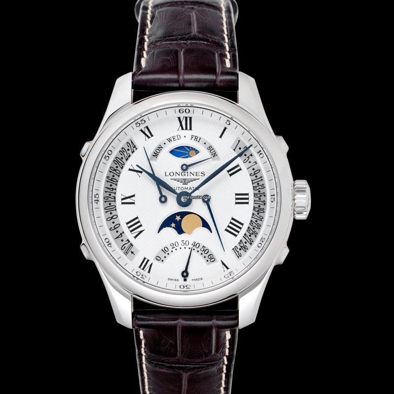 Longines Master Collection L27384713 new