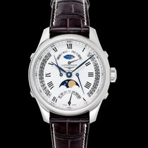 Longines Master Collection Steel 41mm White United States of America, California, San Mateo