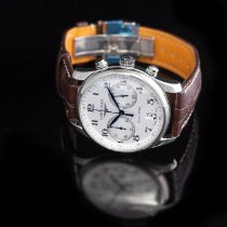 Longines Master Collection Steel 40mm Silver United States of America, California, San Mateo