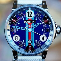 B.R.M new Automatic Display back Power Reserve Display Limited Edition Steel Sapphire crystal