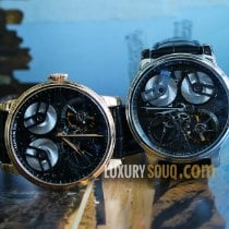 Arnold & Son TB88 Rose gold 46mm