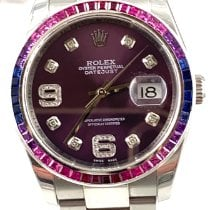 Rolex Datejust Staal 36mm