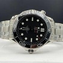 Omega 210.30.42.20.01.001 Stahl 2021 Seamaster Diver 300 M 42mm neu