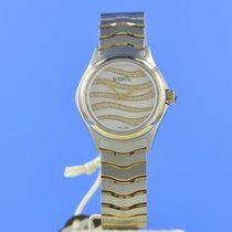 Ebel 1216271 Gold/Steel 2020 Wave 30mm new