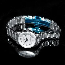 Longines Steel 25.5mm Automatic L21284786 new