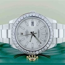 Rolex 116300 Steel Datejust II 41mm pre-owned United States of America, New York, New York