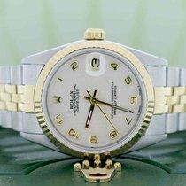 Rolex Lady-Datejust Acier 31mm Arabes