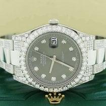 Rolex Datejust II Steel 41mm Grey United States of America, New York, New York