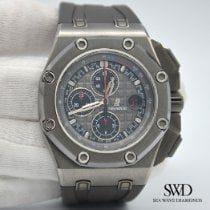 Audemars Piguet Royal Oak Offshore Chronograph Titanium 44mm Grey No numerals United States of America, New York, New York