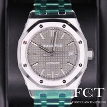 Audemars Piguet Royal Oak Selfwinding new Automatic Watch with original box and original papers 15450ST.OO.1256ST.02