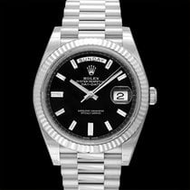 Rolex Day-Date 40 Black United States of America, California, San Mateo
