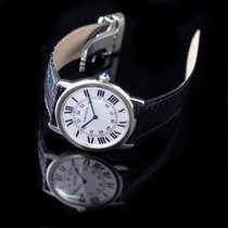 Cartier Ronde Solo de Cartier new Quartz Watch with original box and original papers W6700255