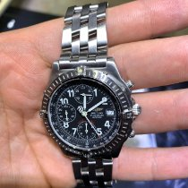 Breitling A13350 Steel Blackbird pre-owned United States of America, New York, New York