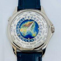 Patek Philippe World Time Weißgold 39.5mm