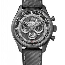 Zenith Ceramic Automatic Transparent 45mm new El Primero Chronomaster