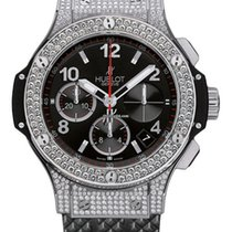 Hublot Big Bang 41 mm new Automatic Watch with original box and original papers 341.SX.130.RX.174