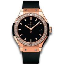 Hublot Classic Fusion Quartz new Quartz Watch with original box and original papers 581.OX.1181.RX.1104