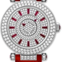 Franck Muller Double Mystery 42 D 2R CD Very good White gold 42mm Automatic United States of America, Florida, North Miami Beach