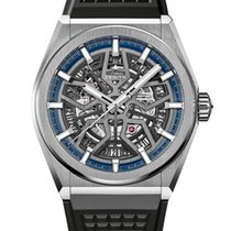 Zenith Titanium Automatic 41mm new Defy