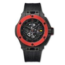 Hublot 402.QF.0110.WR Carbone Big Bang Ferrari nouveau