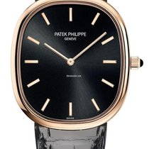 Patek Philippe Golden Ellipse new Automatic Watch with original box and original papers 5738R-001