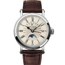 Patek Philippe 5159G-001 Or blanc Perpetual Calendar nouveau