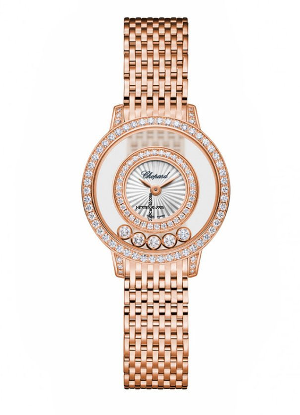 Chopard Happy Diamonds 209411-5001 new