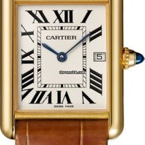 Cartier W1529756 Yellow gold Tank Louis Cartier 33.7mm new United States of America, Florida, North Miami Beach