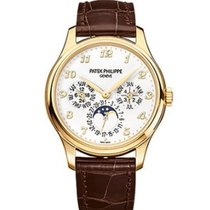 Patek Philippe Perpetual Calendar Yellow gold Champagne United States of America, Florida, North Miami Beach