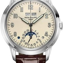 Patek Philippe Perpetual Calendar White gold Champagne United States of America, Florida, North Miami Beach
