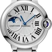 Cartier WSBB0021 Acier Ballon Bleu 37mm nouveau