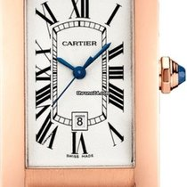 Cartier Tank Américaine Rose gold 41.6mm Silver United States of America, Florida, North Miami Beach