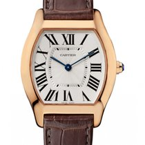 Cartier Tortue Rose gold 39mm Silver United States of America, Florida, North Miami Beach