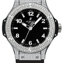 Hublot Big Bang 38 mm Stal