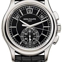 Patek Philippe Annual Calendar Chronograph new Automatic Watch with original box and original papers 5905P-010