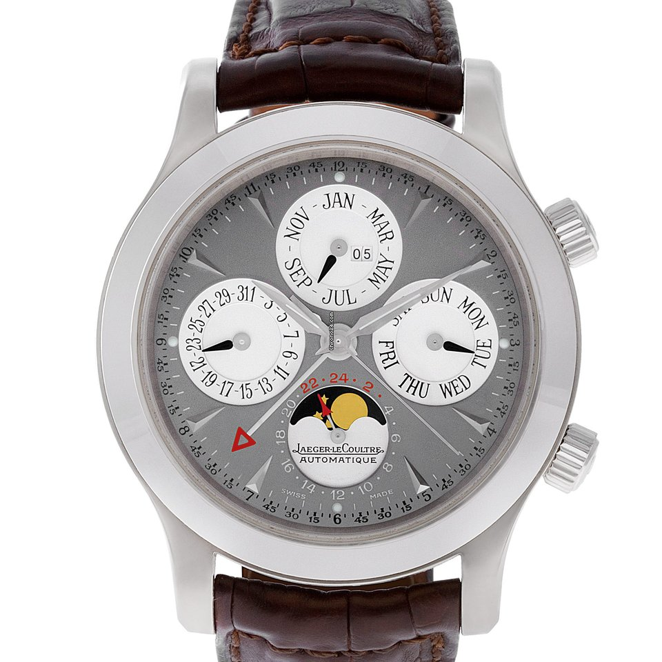 Jaeger-LeCoultre Master Memovox 146.3.95 pre-owned