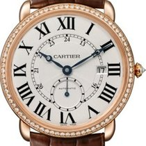 Cartier Ronde Louis Cartier new Automatic Watch with original box and original papers WR007017