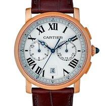 Cartier Rotonde de Cartier new Automatic Watch with original box and original papers W1556238
