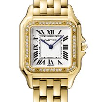 Cartier WJPN0016 Yellow gold Panthère 27mm new United States of America, Florida, North Miami Beach