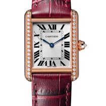 Cartier Tank Louis Cartier Rose gold 29.5mm Silver United States of America, Florida, North Miami Beach